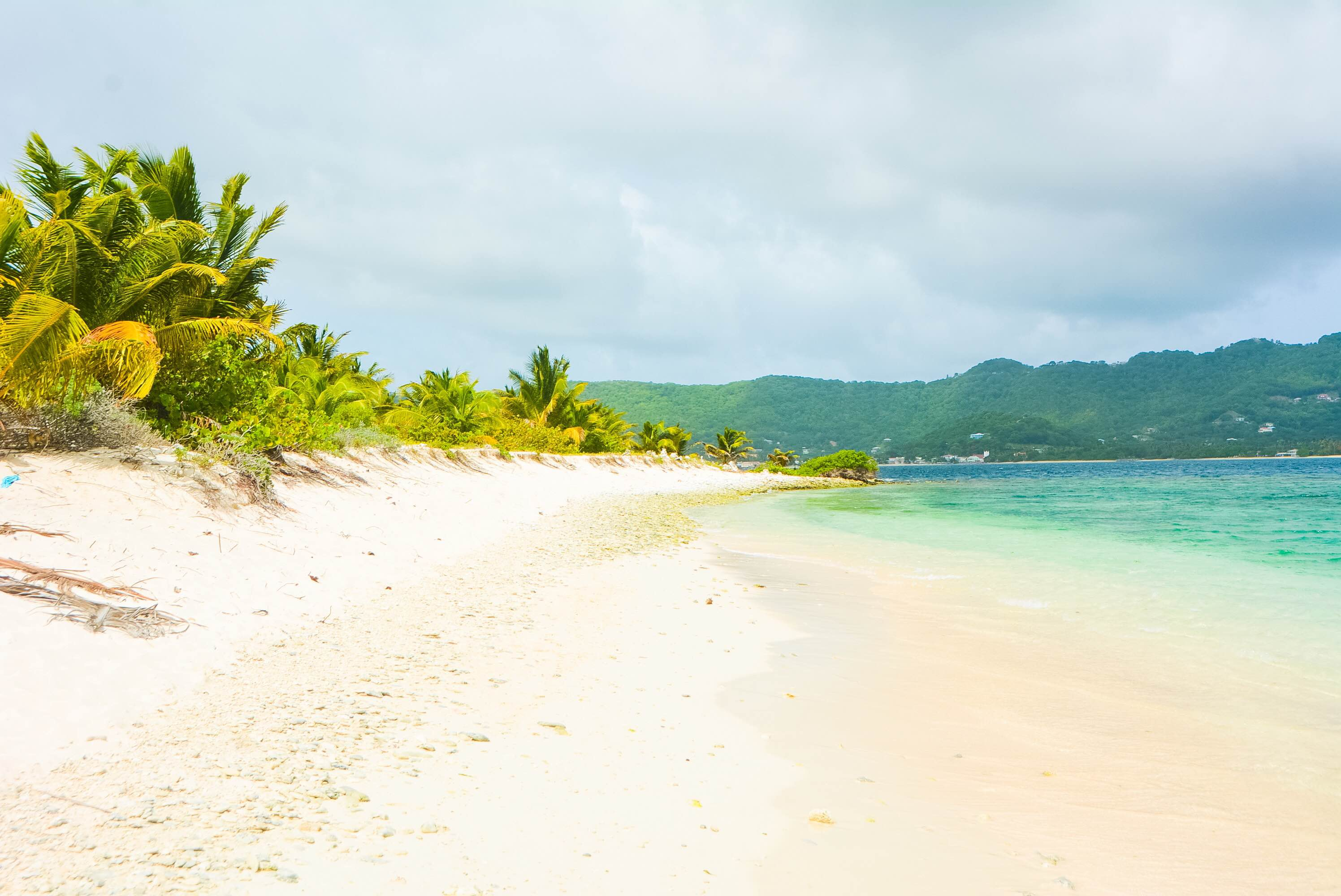 Sandy Island, Carriacou, Grenada