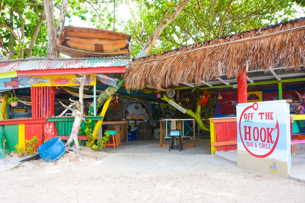 Off the Hook Restaurant, Carriacou
