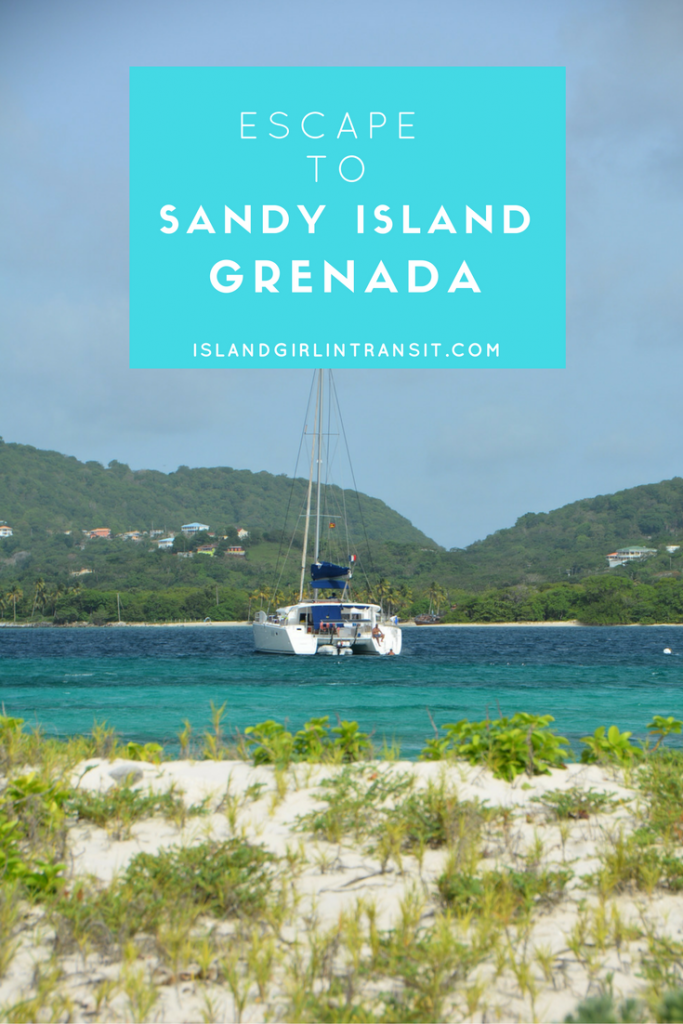 #PureGrenada: Sandy Island, Carriacou, Grenada. The most idyllic island getaway on a budget.