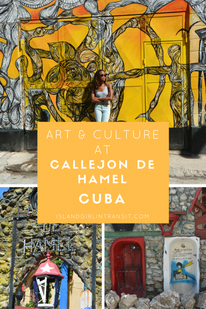 Cuba: Color and Afro-Cuban Culture at Callejon de Hamel, Central Havana