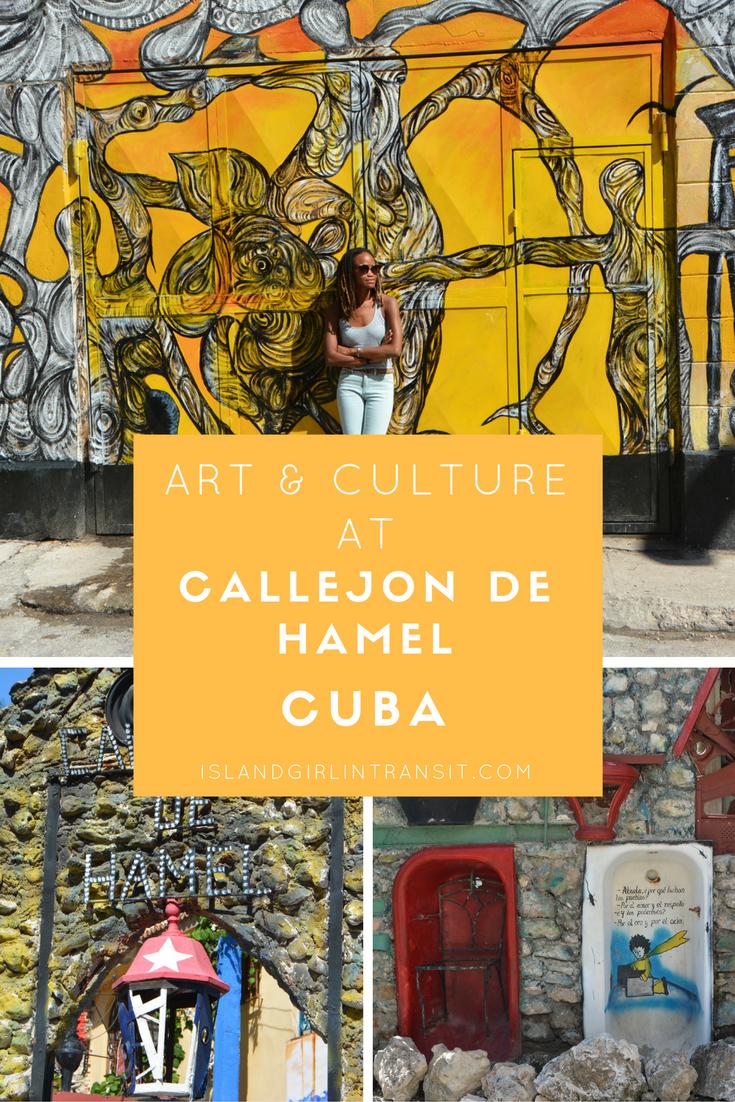 Cuba: Color and Afro-Cuban Culture at Callejon de Hamel - Island ...