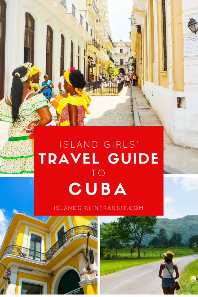 A comprehensive Travel Guide to Cuba