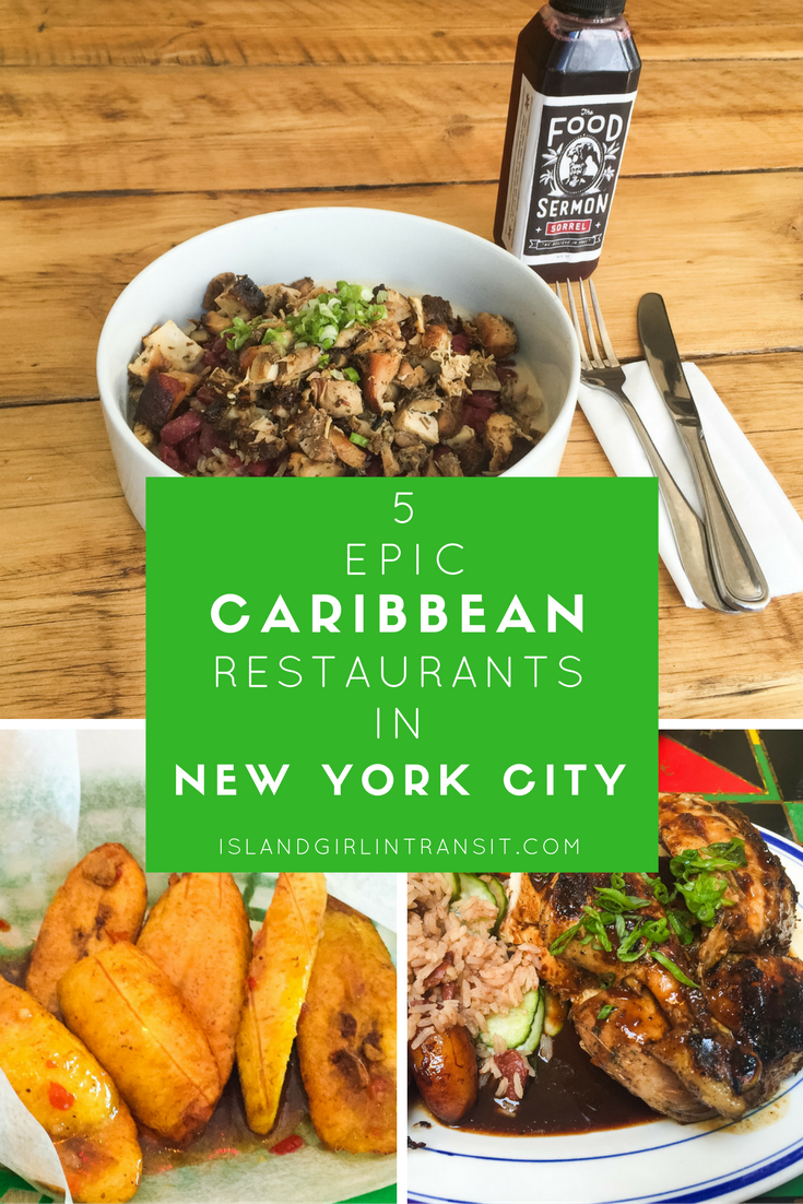 5 Epic Caribbean Restaurants In NYC