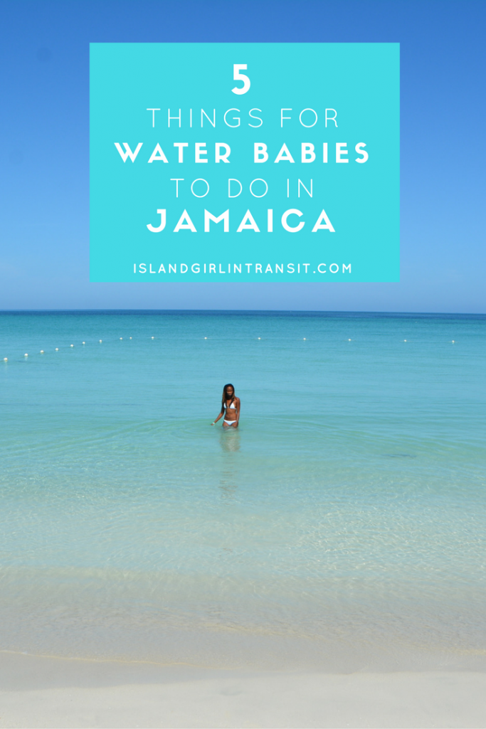 5 Must-Do Water Activities in Jamaica