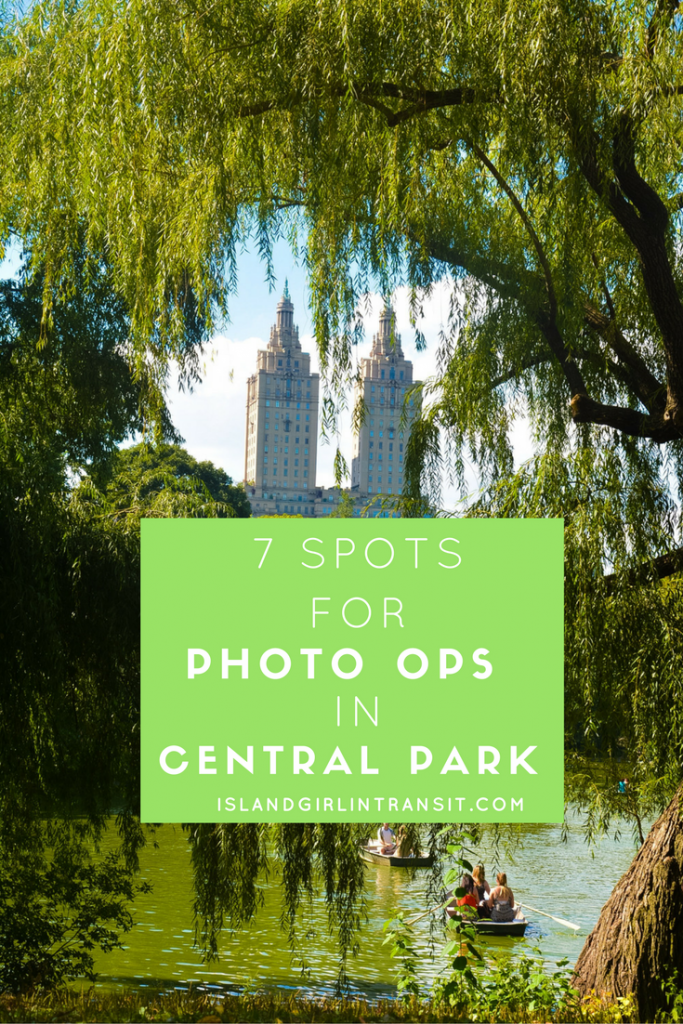 7 Great Spots for Photo Ops in Centra Park #New York