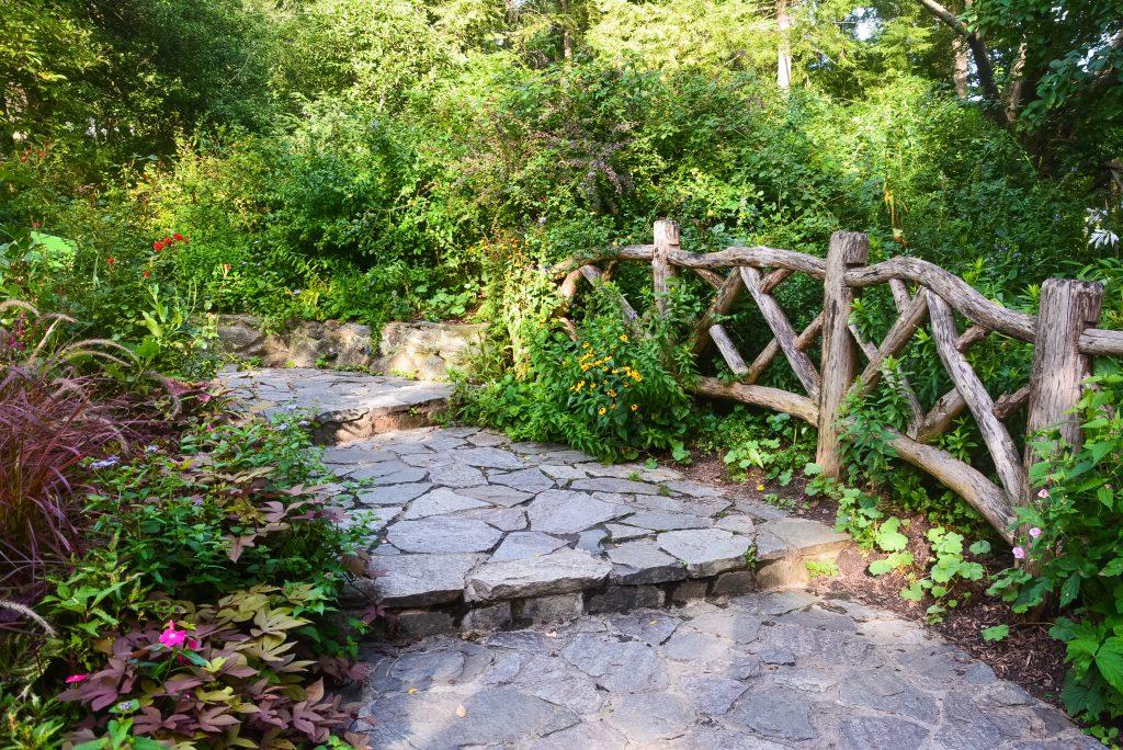 Shakespeare Garden in Central Park, #NewYork