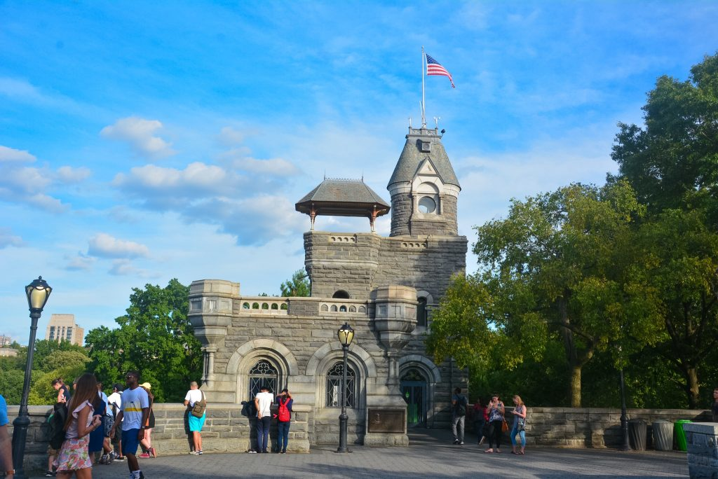 Belvedere Castle in Central Park, #NewYork