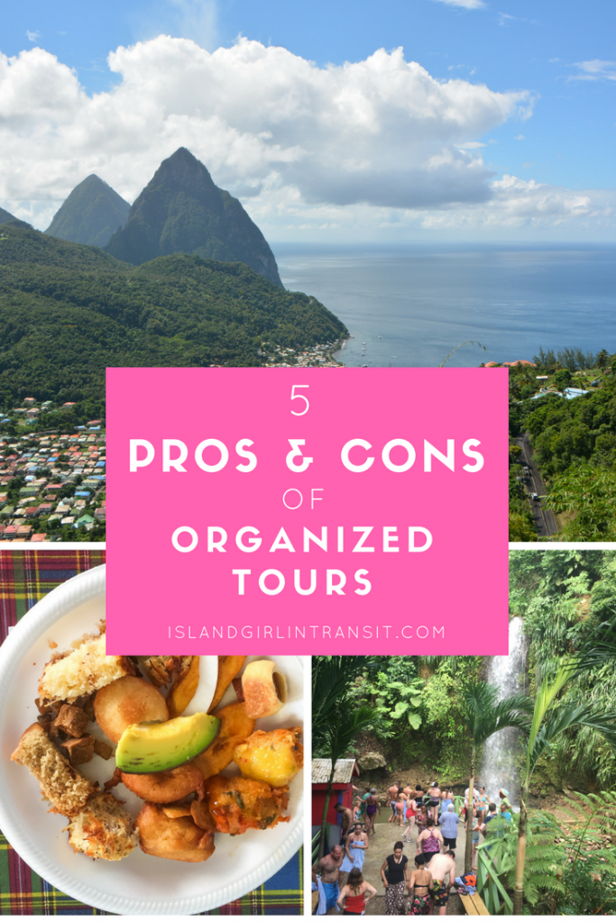 #TravelTips: 5 Pros and Cons of Organized Tours