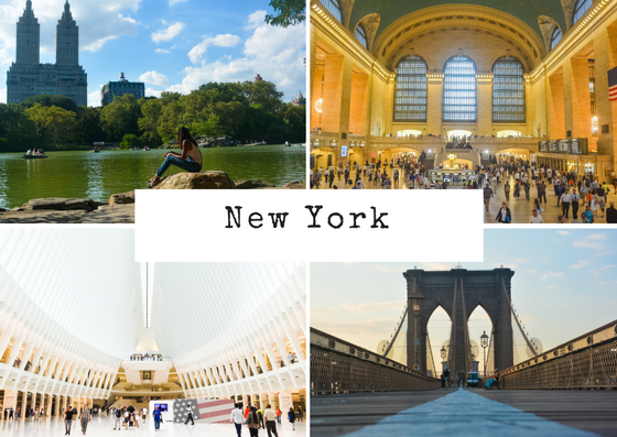 2016 Travel Highlights: New York