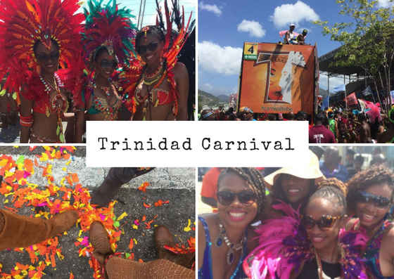2016 Travel Highlights: Trinidad Carnival