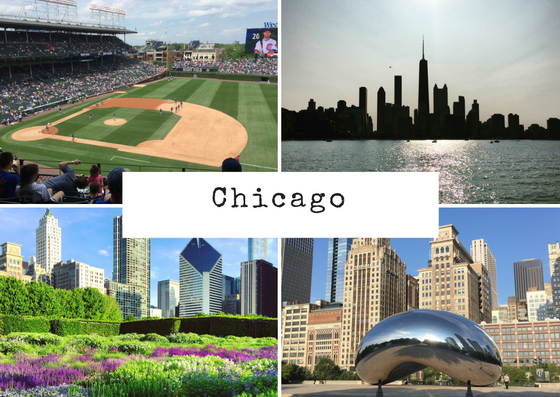 2016 Travel Highlights: Chicago