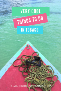 Caribbean Travel - Things to do in Tobago