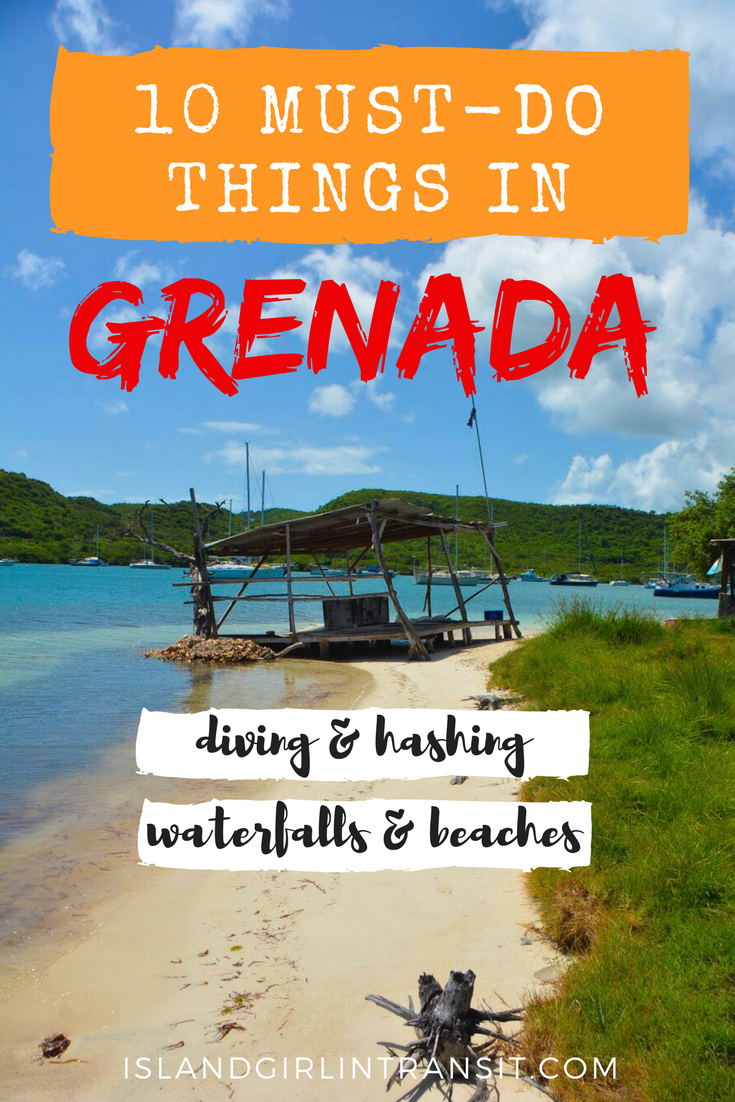 10 Must Have Makeup Palettes For 2017: 10 Things You Must Do In Grenada