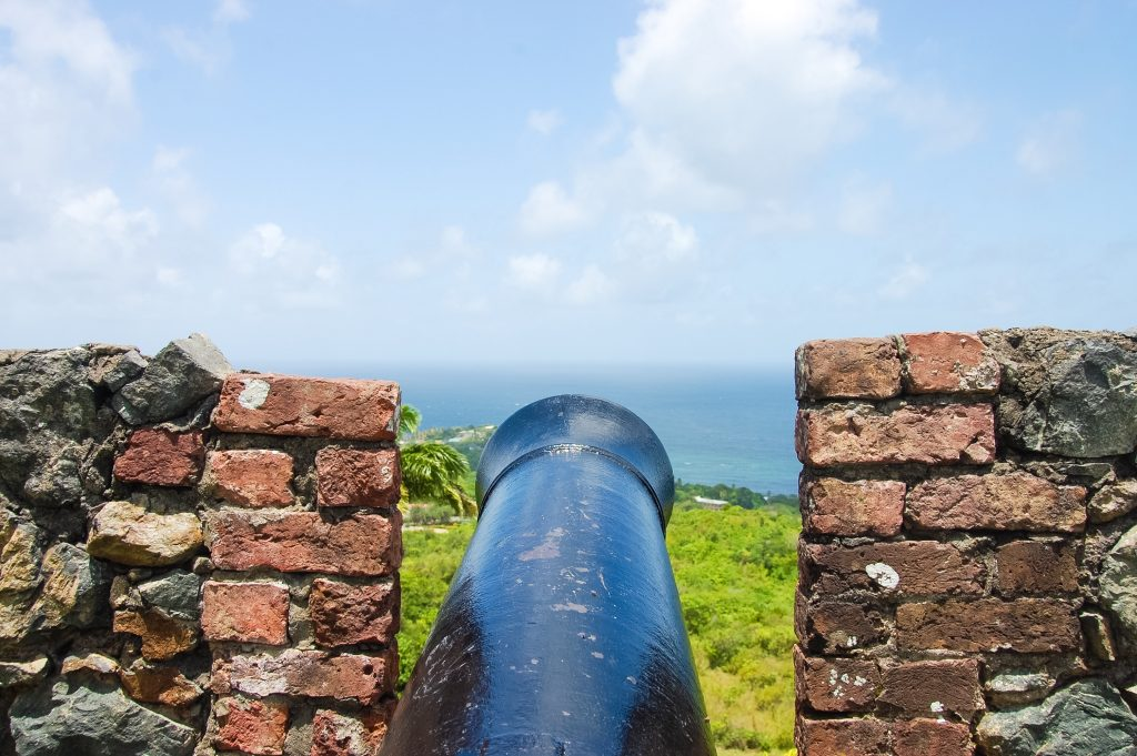 #Travel - Things to do in Tobago - Tour the Forts