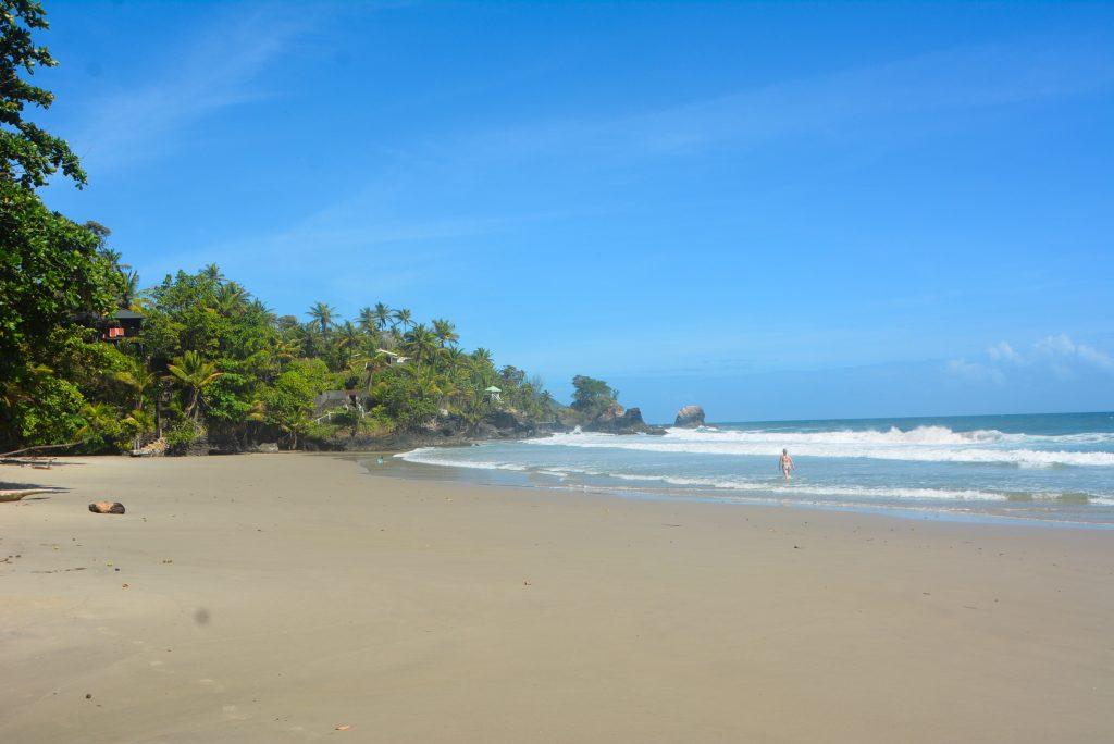 Trinidad Beach: L'anse Mitan