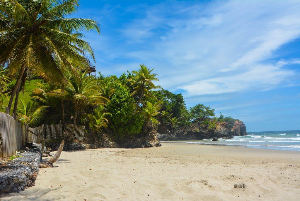 Trinidad Beach: Ti Delmar