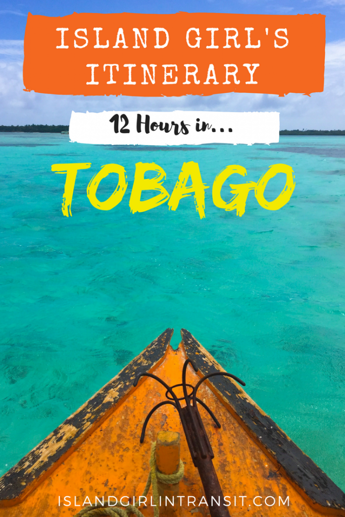 Island Girl In-Transit's Itinerary: 12 Hours in Tobago