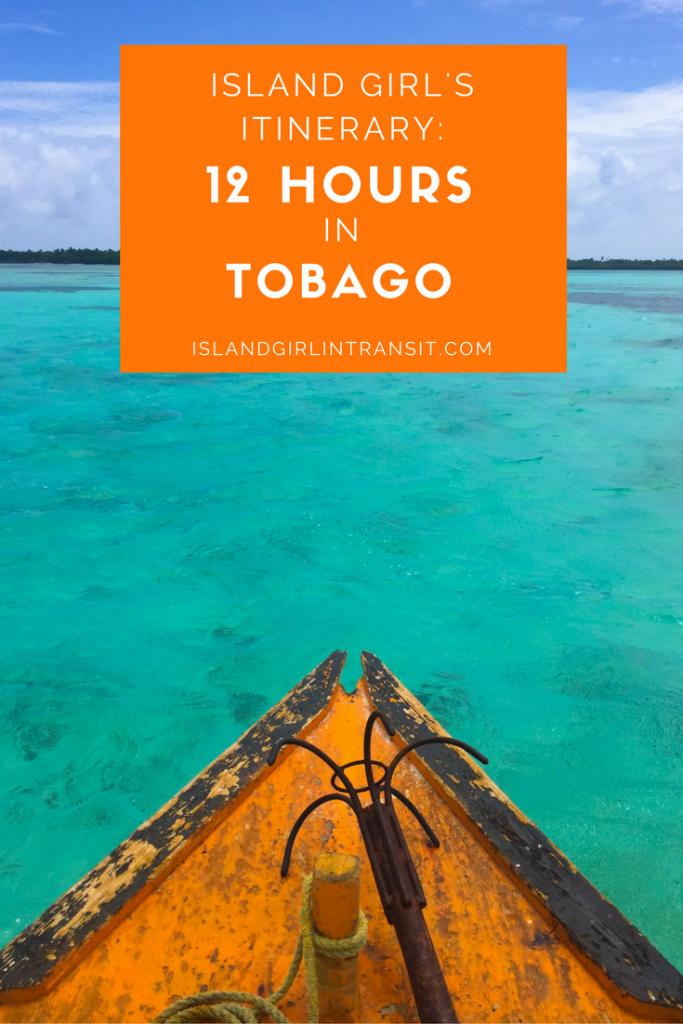 Island Girl's Itinerary: 12 Hours in Tobago
