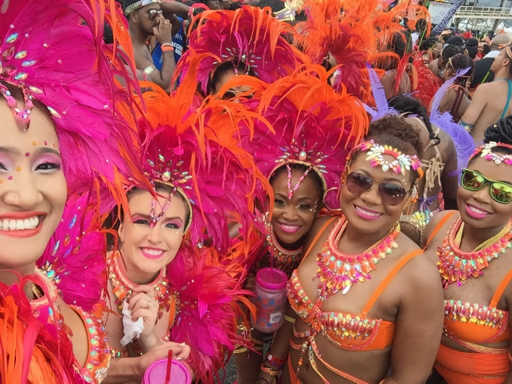 Trinidad Carnival: Playing mas is one of the greatest experiences of all time!