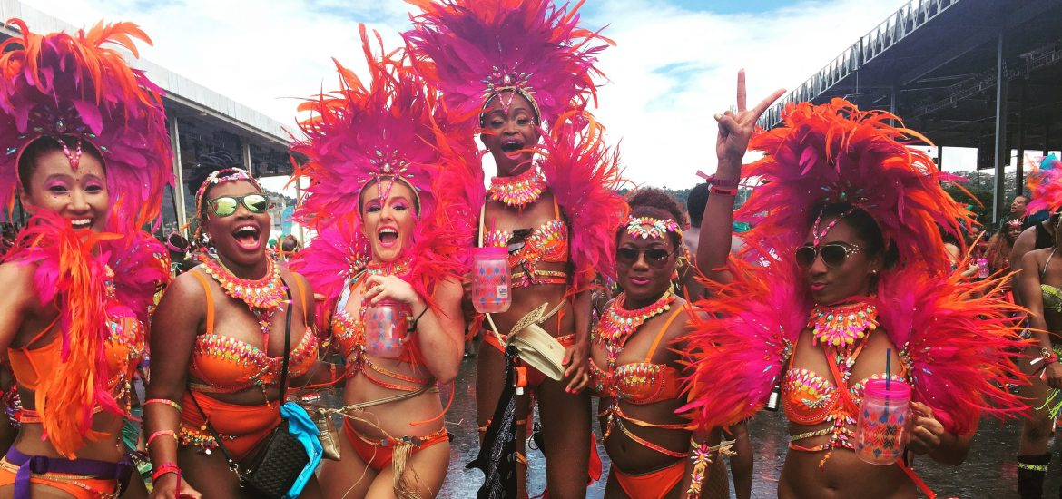 #TrinidadCarnival: 11.5 reasons why it just might be better than starring as the bride in your wedding.
