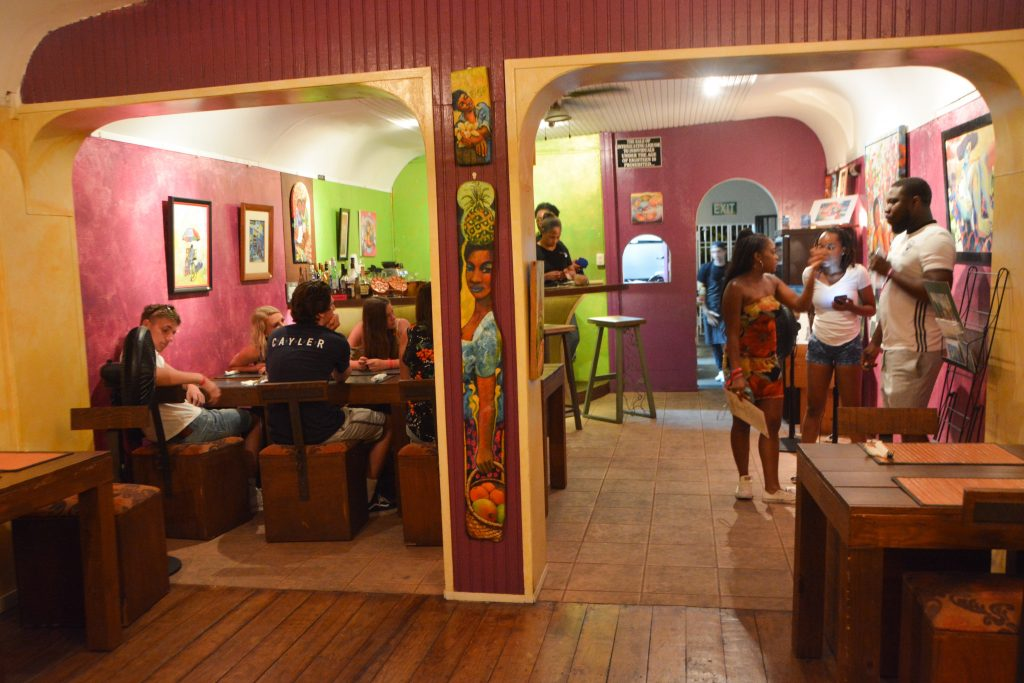 #Travel Itinerary - 12 Hours in #Tobago: Dinner at Pasta Gallery