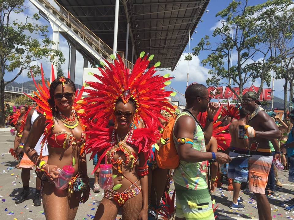 Trinidad Carnival Guide - Carnival Costume Selection. Step 5: Consider the cost factor. #Carnival2018