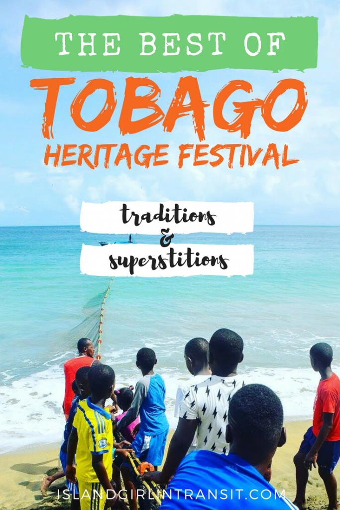#Tobago Heritage #Festival