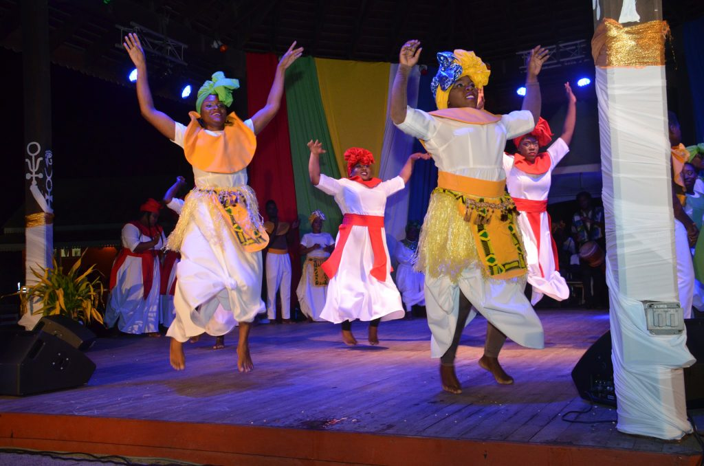 Tobago Heritage Festival: The Salaka Feast in Pembroke. #Tobago