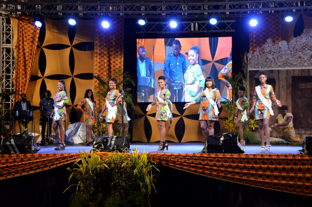 Tobago Heritage Festival: Miss Heritage Personality Pageant in Roxborough. #Tobago