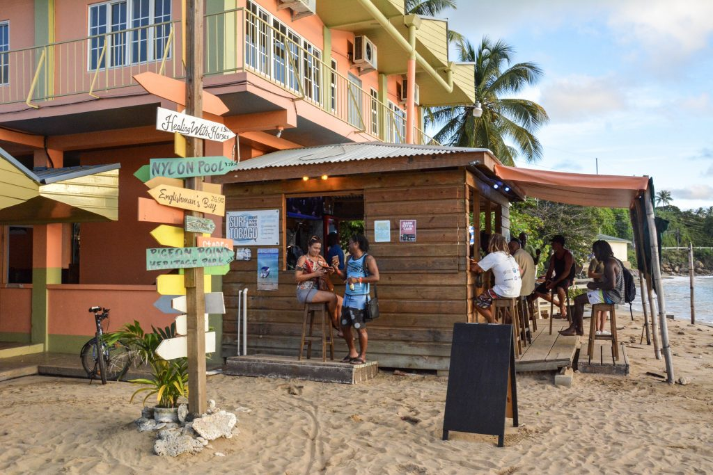 Best Bars in Tobago: Anchor Bar & Grill