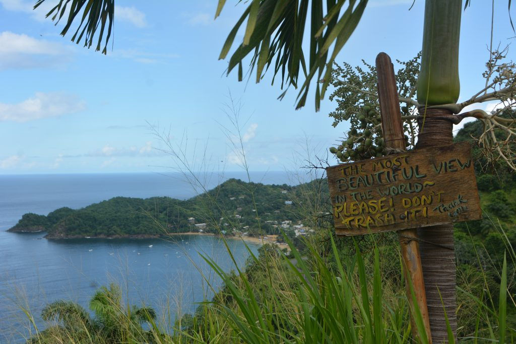 #Tobago #RoadTrip: Castara Beach