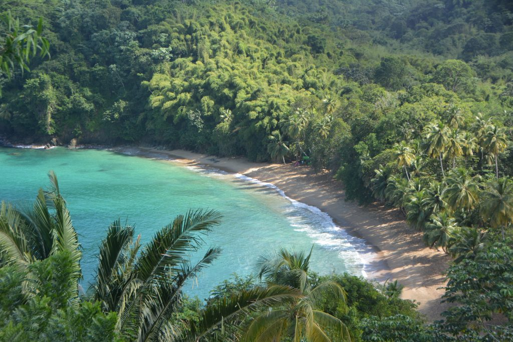 Travel Bucket List: Perfect seclusion is one of the reasons why #Tobago should be on your #travel #bucket list.