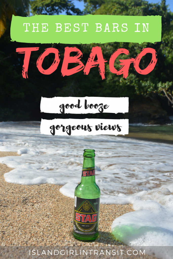 The Best Bars in Tobago