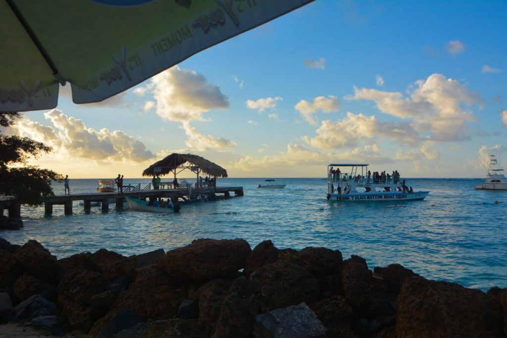 Best Bars in Tobago: Traditions Beach Bar & Grill