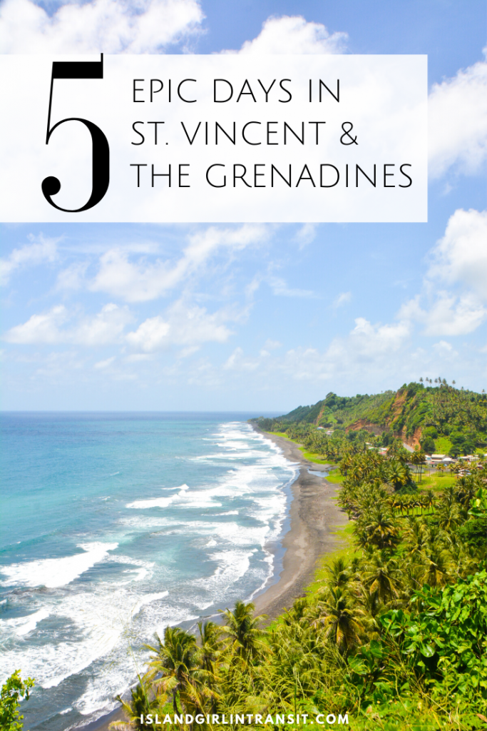 Travel Itinerary: St. Vincent & the Grenadines