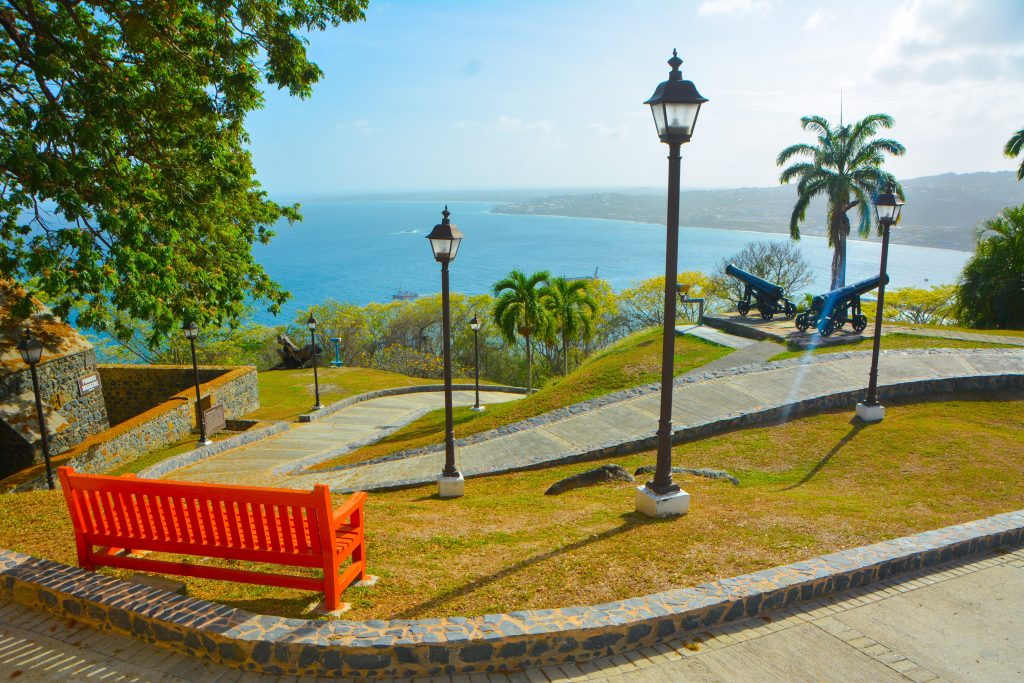 Tobago Road Trip: Fort King George Heritage Park