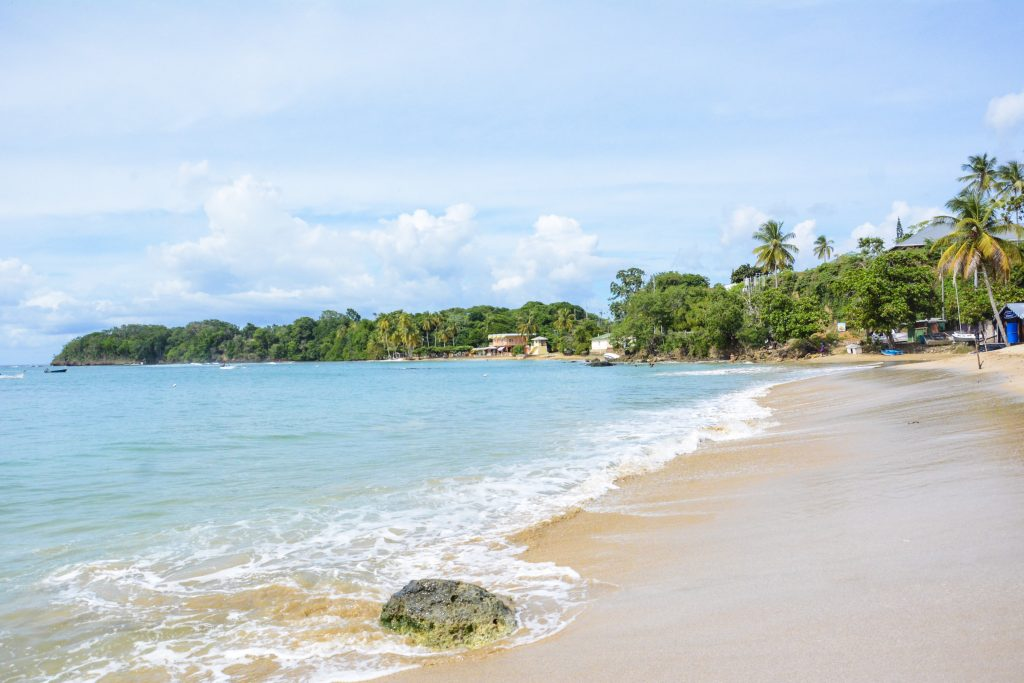 Tobago Beaches: Mt. Irvine Bay