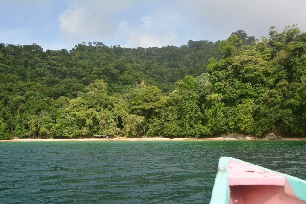 Best Beaches in Tobago: Pirates Bay