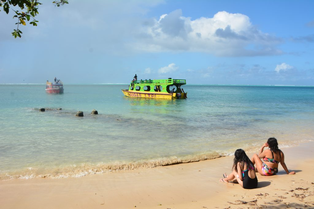 Tobago Beaches: No Man's Land