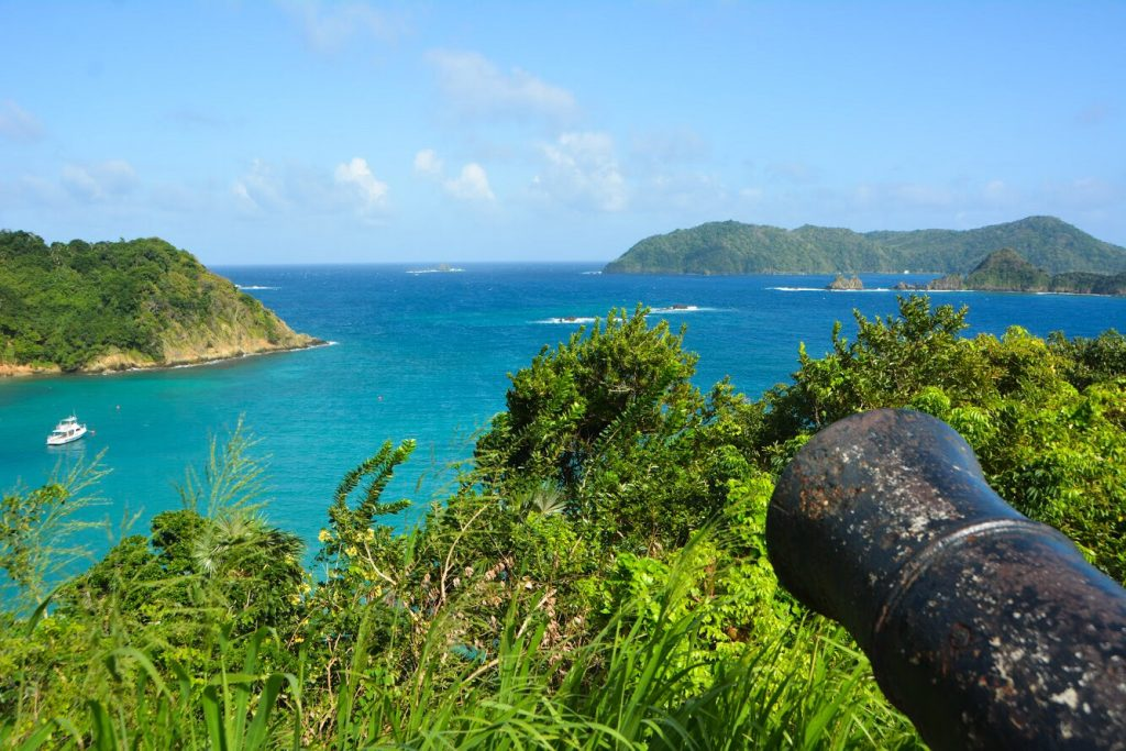 Tobago Road Trip: Batteaux Bay