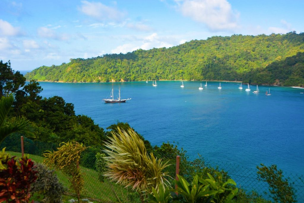 Tobago Road Trip: Fort Campbelton