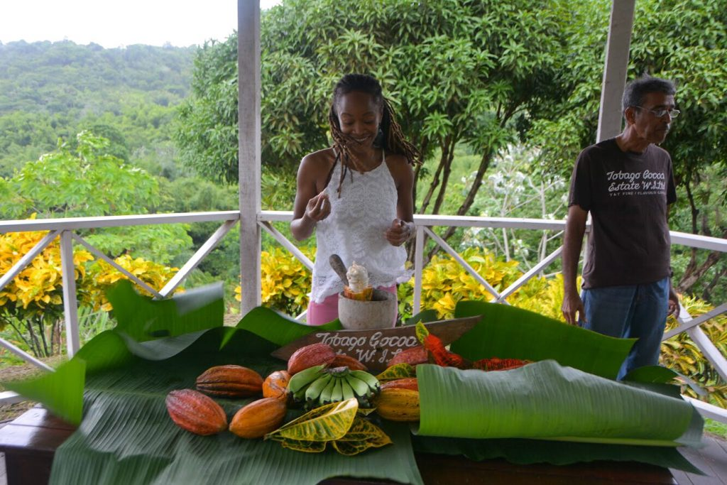 Tobago Road Trip: Tobago Cocoa Estate