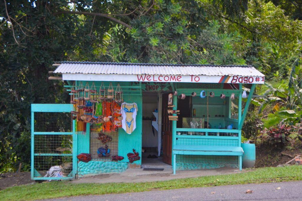 Tobago Road Trip: Speyside Souvenir Shop