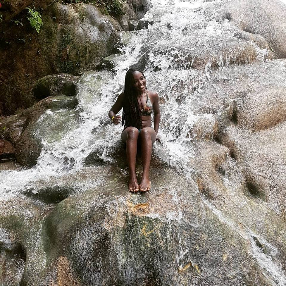 Island Girl In-Transit: Vanessa Boyce