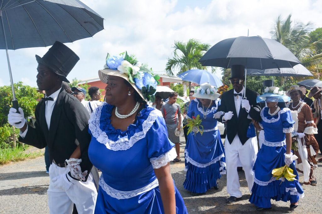 Tobago Heritage Festival: Tobago Ole Time Wedding