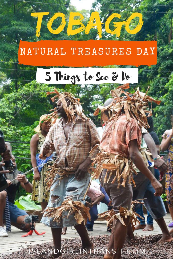 Tobago Heritage Festival: Charlotteville Natural Treasures Day