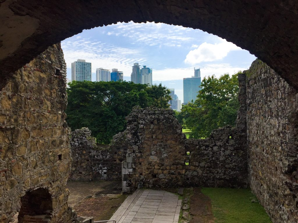 Things to do in Panama: Panama Viejo