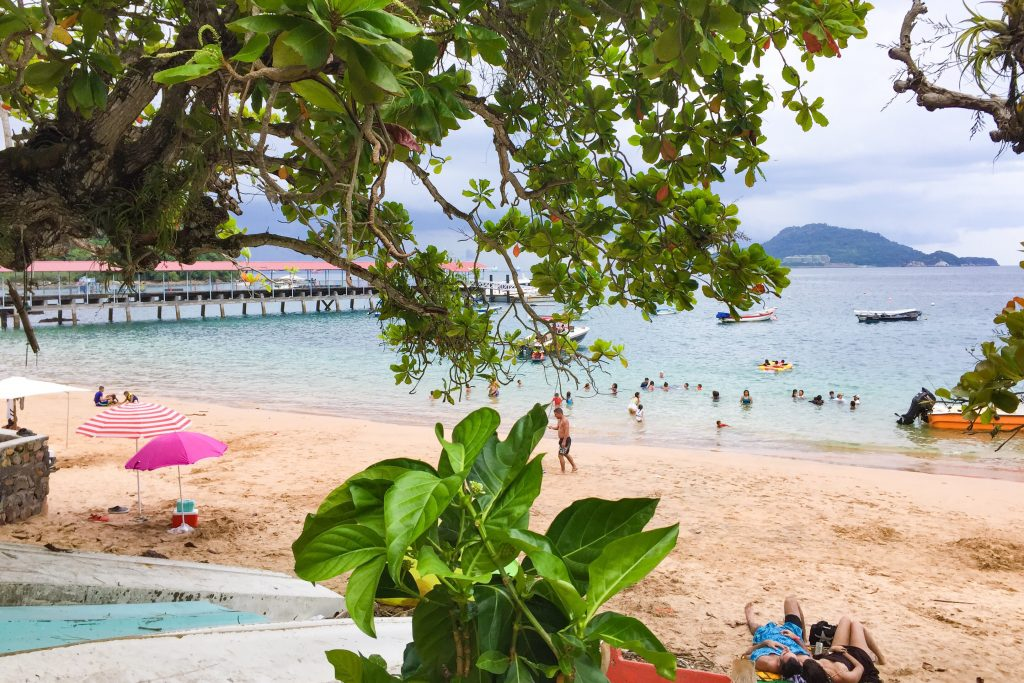 Things to do in Panama: Taboga