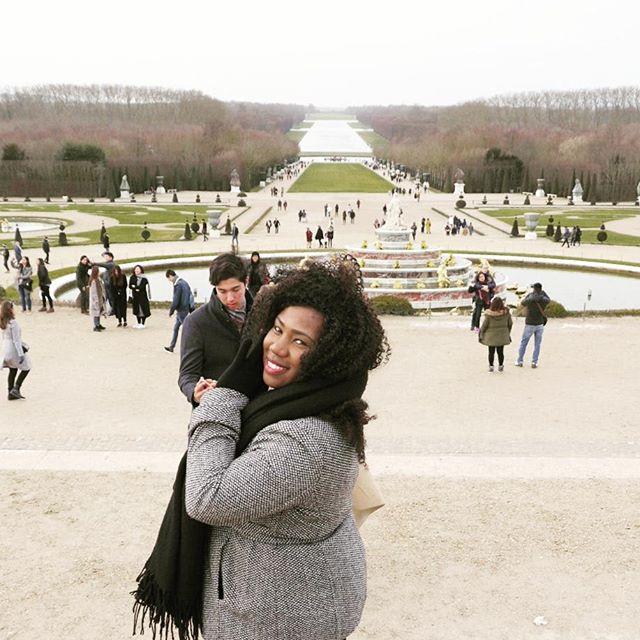 Island Girl In-Transit: Lizra Fabien