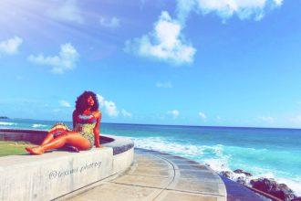 Island Girl In-Transit: Cheriann Fanus